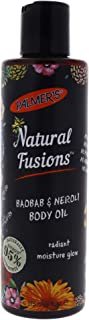 Palmers Natural Fusions Baobab and Neroli Body Oil for Unisex 6 oz Oil