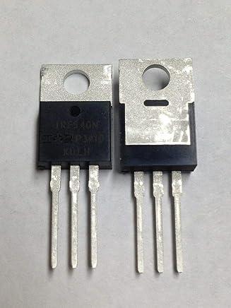 mosfet 10 pcs 50N06 50N06N SW50n06 RFP50N06 channel power