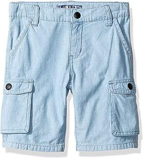 GUESS Boys' Chambray Cargo Shorts