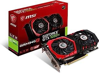 MSI GeForce GTX 1050 Ti Gaming X 4G DirectX 12 Graphics Card