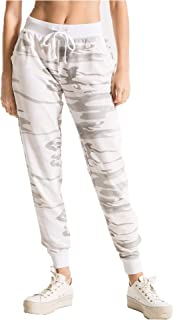 Z SUPPLY Women's The Camo Jogger Relaxed Fit Pant