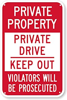Best keep out of garden signs Reviews