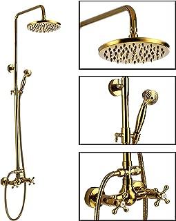 Best gold bathroom fixtures Reviews