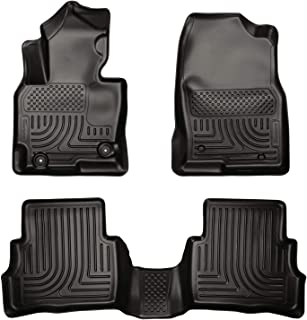 Husky Liners Front & 2nd Seat Floor Liners Fits 13-16 Mazda CX-5