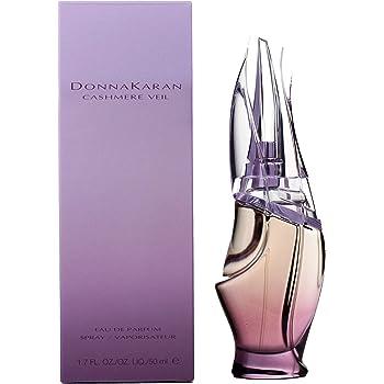 Donna Karan Cashmere Veil Fragrance For Women Eau De Parfum Spray, 1.7 Fl Oz, purple