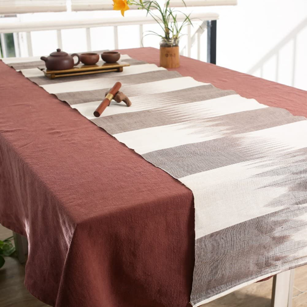 Chinese table flag simple tea flag-Coffee color 45x180c ceremony Recommendation Las Vegas Mall