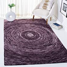 Purple Rug Wool
