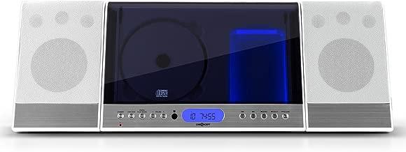 oneConcept Vertical 90 - Minicadena estéreo , Equipo de mú