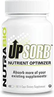 NutraBio UpSorb - Nutrient Bioavailability Enhancer