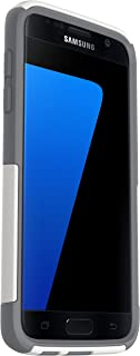OtterBox Commuter Series Case for Samsung Galaxy S7 - Retail Packaging - Glacier (White/Gunmetal Grey)