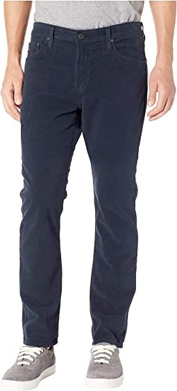 Everett Slim Straight Leg Ssm Pants in Deep Bermuda