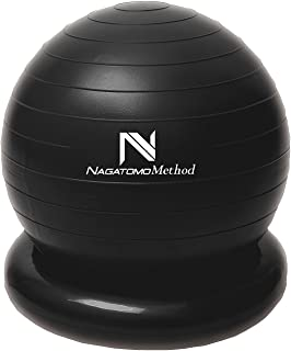 東急スポーツオアシス 長友メソッド 体幹ヨガボール Nagatomo Method TY-100 バランスボール 空気入れ付