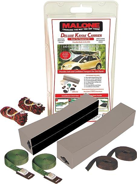 Malone Auto Racks Deluxe SUP Two Board Deluxe Foam Kit