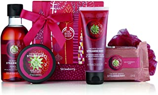 THE BODY SHOP G3 SMALL STRAWBERRY XM18