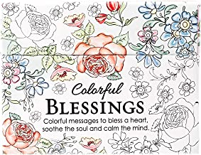 Download Colorful Blessings: Cards to Color and Share PDF
