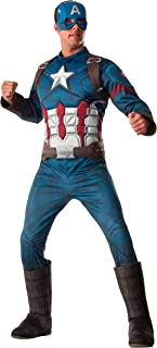 Best captain america superhero costume Reviews
