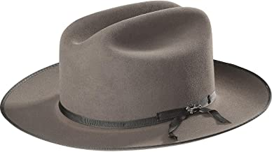 Stetson Men's Royal Deluxe Open Road Hat - Tfropr-362675