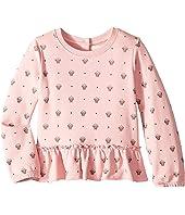 Gwen Ruffle Sweatshirt (Infant)