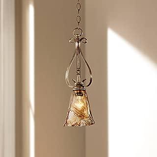 Best amber pendant light Reviews
