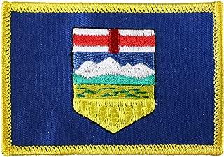 Alberta - Canadian Province Rectangular Patch