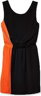 A|X Armani Exchange Women's Cold Shoulder Dress