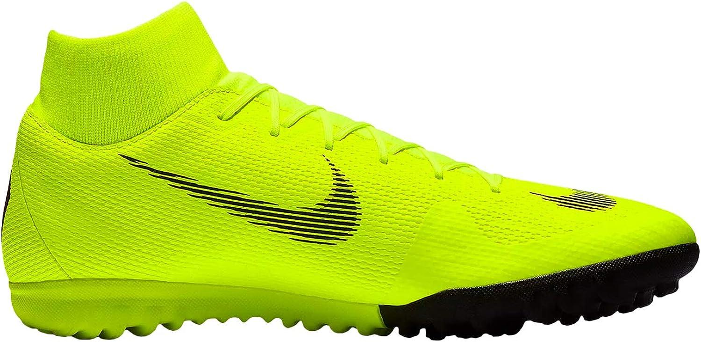 Nike Men's Superflyx 6 Academy Tf Football Boots