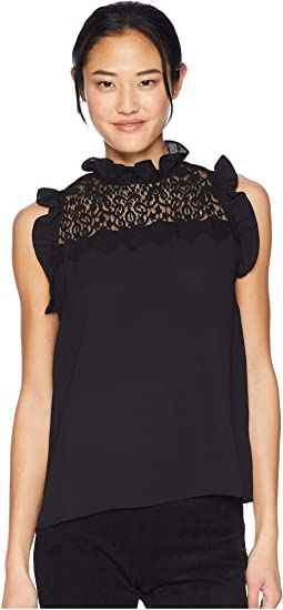 Bad Romance Ruffle Top