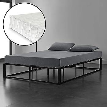 Mobel En Casa Metallbett 120x200 Schwarz Bettgestell Design Bett Schlafzimmer Metall Maybrands Com Ng
