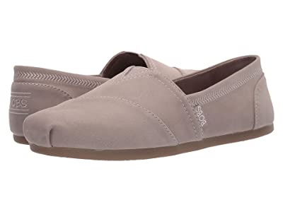 BOBS from SKECHERS Bobs Plush Beyond Dreams (Taupe) Women