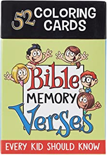 bible verse cards for kids