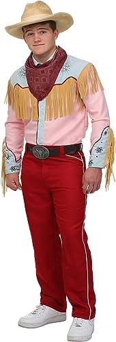 el más barato Back to the Future Future Future Cowboy Marty Fancy dress costume Medium  mejor precio