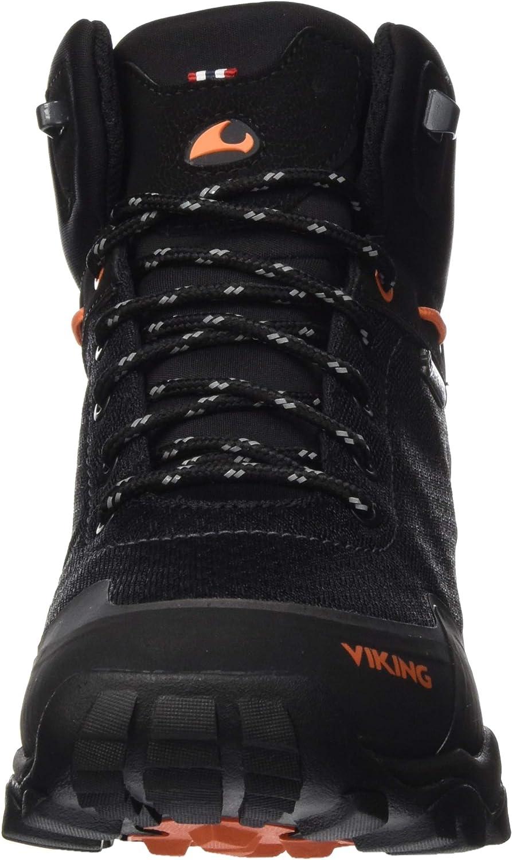 Viking Unisex Kids Rask Jr GTX High Rise Hiking Boots