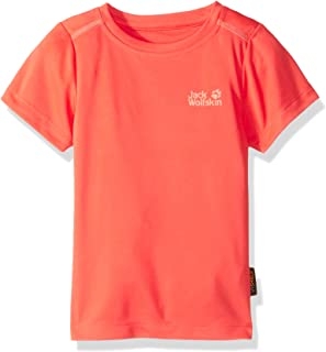 Jack Wolfskin Girl's Shoreline T-Shirt