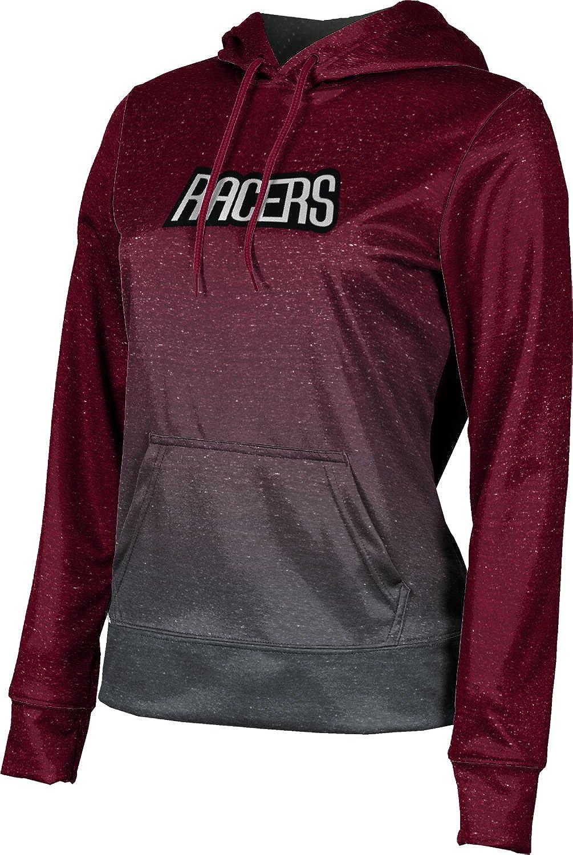 ProSphere University of Northwestern Ohio Girls' Pullover Hoodie, School Spirit Sweatshirt (Ombre)
