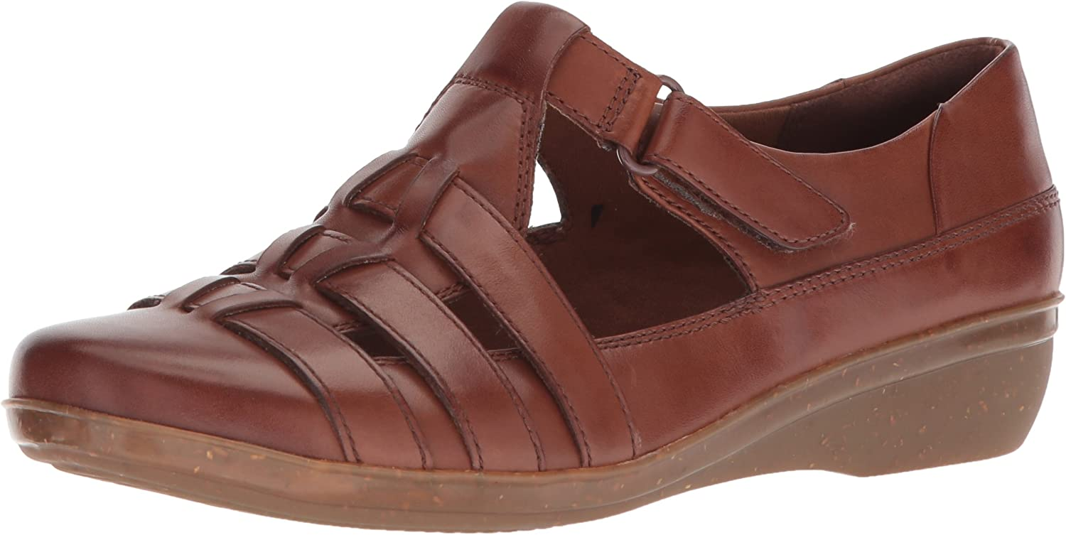 CLARKS Woherren Everlay Cape Loafer, Dark Tan Leather, 10 M US  | Up-to-date-styling