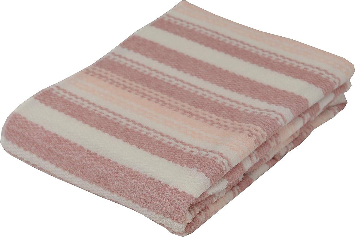 オーストラリア人入場驚いたことに西川(Nishikawa) タオルケット ピンク シングル 吸汗速乾 洗える さらっと 1-JS3013
