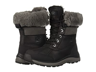 UGG Adirondack Boot III (Black) Women