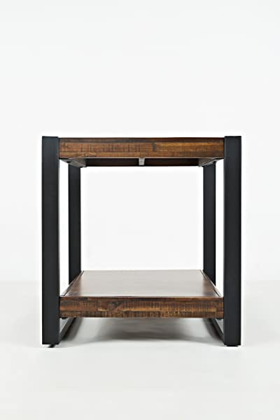 Jofran 1690 3 Loftworks Square End Table 23 W X 23 D X 24 H Loftworks Finish Set Of 1