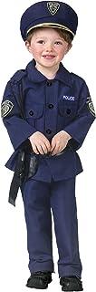 زي رجل شرطة كامل للأولاد من فن وورلد كوستيومز