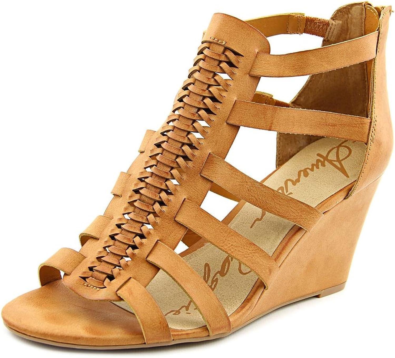 American Rag Womens Amelia Open Toe Casual Platform Sandals, Natural, Size 9.0
