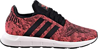 adidas Originals Mens Swift Run Running Shoes Color Solar Red/Black/White Size 12