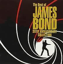 james bond 007 soundtrack collection