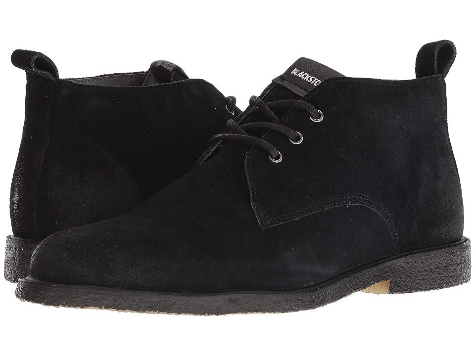 Blackstone Chukka Boot QM82 (Black) Men