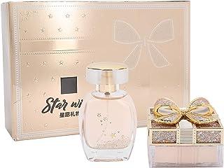 Set de regalo de 2 piezas para mujer 50 ml de perfume + 24 g de polvos sueltos