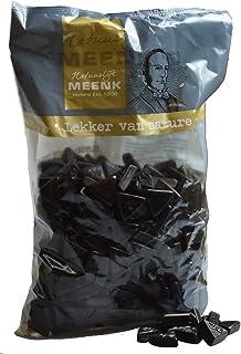Van Vliet Holländische Lakritze zweifach gesalzen 1kg, 1er Pack 1 x 1 kg