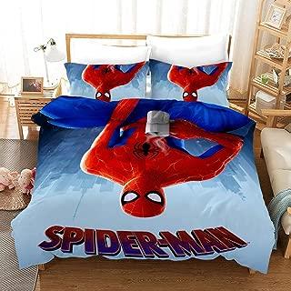 Spiderman Metropolis Single Duvet Quilt Cover Reversible Kids Boys Bedding New