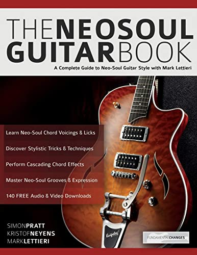 Books By Mr Kristof Neyens_the Neo Soul Guitar Book A Complete ...