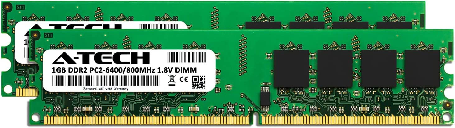 PARTS-QUICK BRAND 2GB Memory for ASUS M4 Motherboard M4A785G HTPC RC DDR2 PC2-5300 667MHz DIMM NON-ECC RAM Upgrade