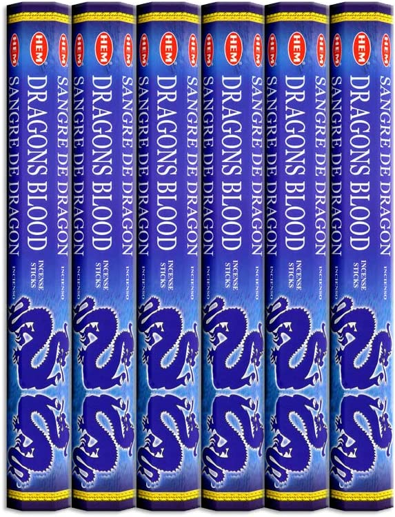 120 Incense Max 65% OFF Recommended Sticks Bulk Pack HEM Aromatherapy 6 Boxes of Zen