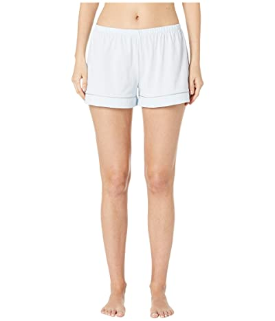 Skin Petra PJ Shorts (Sky Blue/Grey) Women